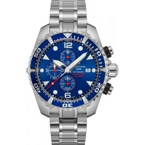 Ds action diver chrono
