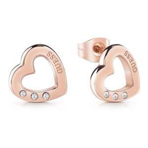 Guess Hearted Chain UBE29060