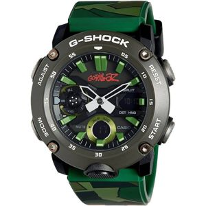 Casio G-Shock Carbon Core Guard Gorillaz Limited Edition GA-2000GZ-3AER